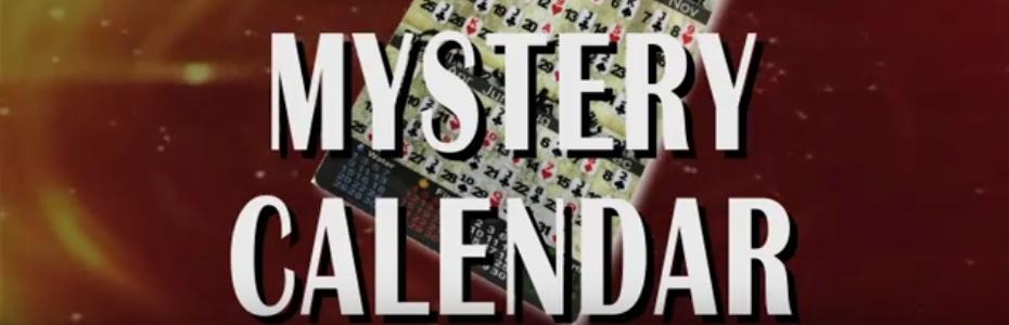 Mystery Calendar