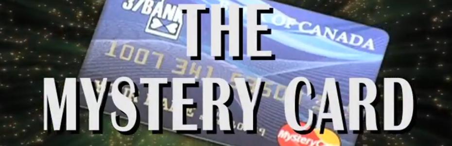 The Mystery Card v.2